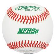 Diamond DOL-A HS Official League NFHS High School Baseballs