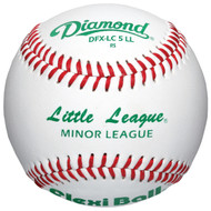 Diamond DFX-LC5 LL Little League Minor League Baseballs (Dozen)