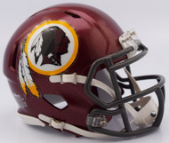 Washington Redskins 2016 Color Rush Revolution SPEED Mini Helmet