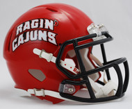 Louisiana (Lafayette) Ragin Cajuns NCAA Revolution SPEED Mini Helmet