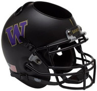 Washington Huskies Alternate Black Mini Helmet Desk Caddy by Schutt