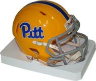 Pittsburgh Panthers (Pitt) Throwback Revolution SPEED Mini Helmet