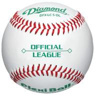Diamond DFX-LC5 OL Official League Baseballs (Dozen)