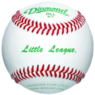 Diamond DLL Little League Baseballs (Dozen)