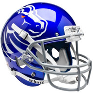 Boise State Broncos New 2011 Logo Schutt Blue Full Size Replica XP Football Helmet