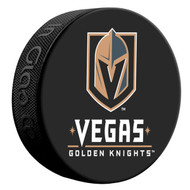 Las Vegas Golden Knights Sher-Wood Souvenir Puck