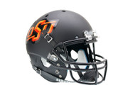 Oklahoma State Cowboys Black Schutt Full Size Replica XP Football Helmet