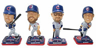 MLB Chicago Cubs 2016 World Series Champions Mini Bobbleheads 4-pack Set