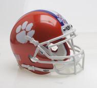 Clemson Tigers Special FBS National Champions NCAA Schutt Full Size Replica XP Football Helmet