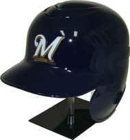MILWAUKEE BREWERS Rawlings Coolflo LEC Full Size MLB Baseball Batting Helmet
