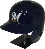 MILWAUKEE BREWERS Rawlings Coolflo LEC Full Size MLB Baseball Batting Helmet