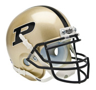 Purdue Boilermakers Schutt Mini Authentic Helmet
