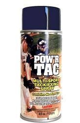 Pow'r Tac Spray-on Tackifier For Baseball Bats (Like Pine Tar)