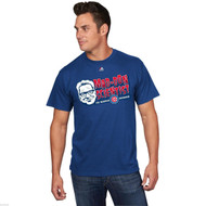 Joe Maddon Chicago Cubs Mad Don Scientist Majestic Authentic Collection T-Shirt