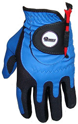 Zero Friction NFL Los Angeles Rams Blue Golf Glove, Left Hand