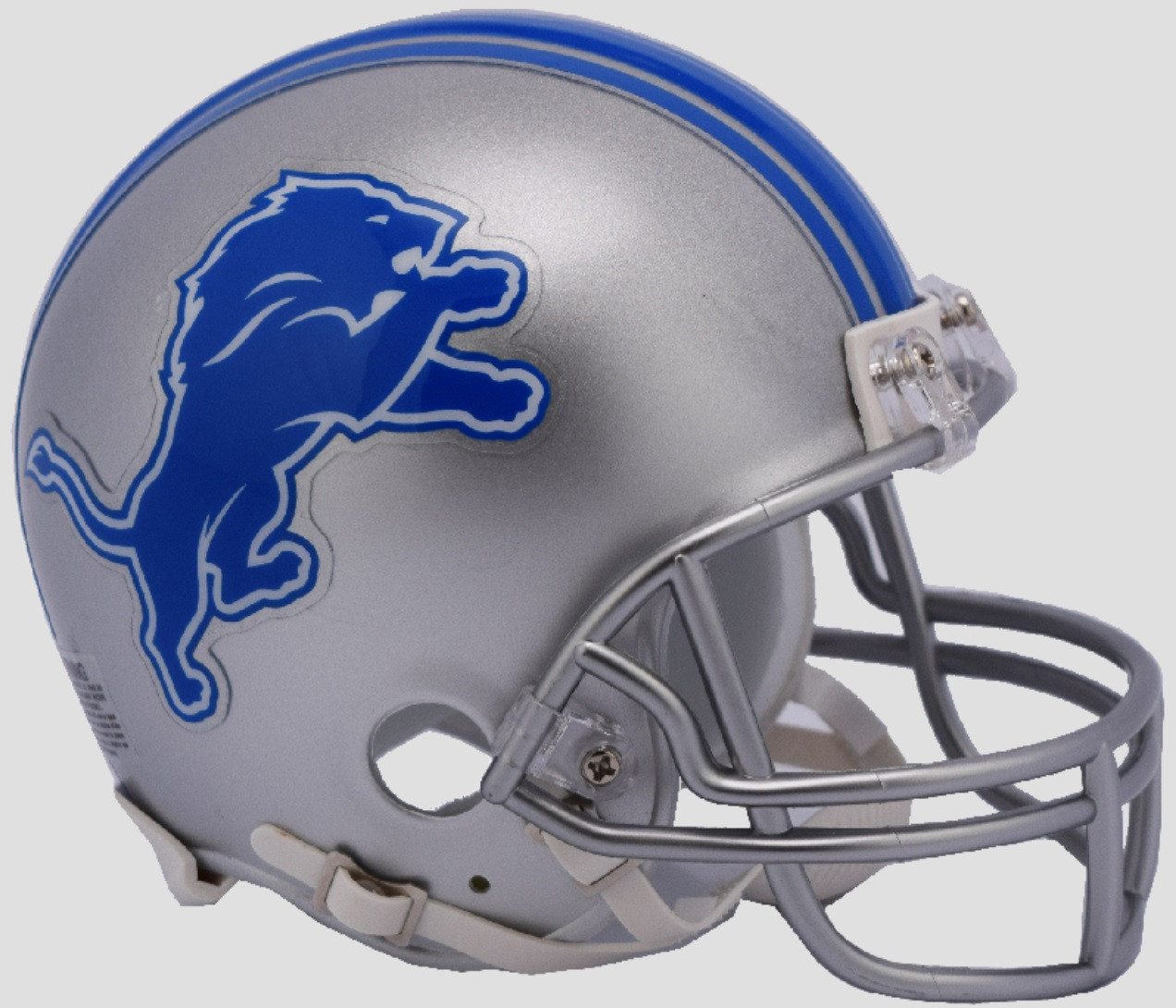 DETROIT LIONS NFL RIDDELL MINI POCKET PRO REVOLUTION HELMET