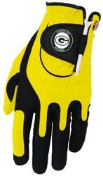 Zero Friction NFL Green Bay Packers Yellow Golf Glove, Left Hand