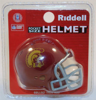 USC Trojans Revolution Mini Pocket Pro Helmet