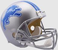 Detroit Lions Riddell Full Size Replica Helmet - New 2017