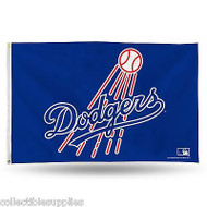 MLB Los Angeles Dodgers Large Outdoor 3x5 Banner Flag