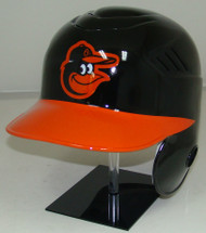 Baltimore Orioles Road Rawlings LEC Full Size Baseball Batting Helmet - Coolflo Style