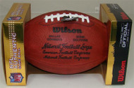 Super Bowl VI (Six 6) Dallas Cowboys vs. Miami Dolphins Official Leather Authentic Game Football by Wilson