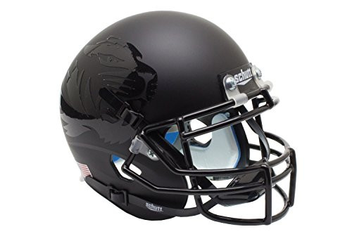Missouri Tigers Alternate Blackout Black Schutt Mini Authentic Football Helmet