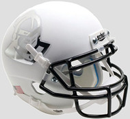 UCF Knights Alternate Chrome Knight Schutt Authentic Mini Football Helmet
