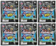 Party Animal NFL TeenyMates Series 6 Figurines Mystery Packs (6 Packs)