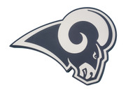 Los Angeles Rams 2017 White 3D Fan Foam Logo Sign