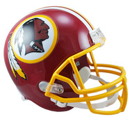 Washington Redskins Throwback 1978-03 Riddell Full Size Replica Helmet
