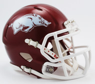 Arkansas Razorbacks Revolution SPEED Mini Helmet