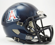 Arizona Wildcats (Navy) Revolution SPEED Mini Helmet