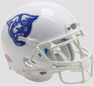 Georgia State Panthers Alternate White Schutt Mini Authentic Football Helmet