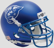 Georgia State Panthers Alternate Matte Blue Schutt Mini Authentic Helmet