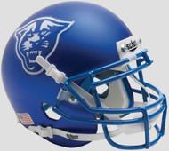Georgia State Panthers Alternate Matte Blue Schutt Mini Authentic Football Helmet
