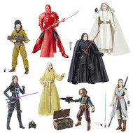 Star Wars The Black Series 6-Inch Action Figure Wave 14 Case Set