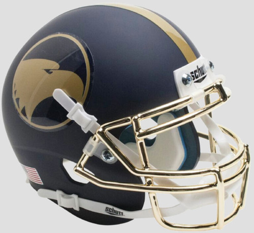 Georgia Southern Eagles Alternate Schutt Mini Authentic Football Helmet