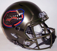 Florida Gators 2017 Swamp Green SPEED Riddell Full Size Replica Helmet