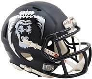 Old Dominion Monarchs Alternate Matte Riddell Speed Mini Football Helmet