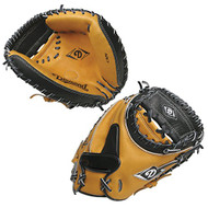 "Diamond Right Hander's 32.5"" Circumference Catcher's Mitt"