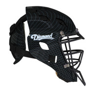 Diamond Edge PRO Hockey Style Catcher's Helmet (Small) DCH-EDGE PRO SM