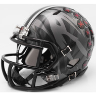 Ohio State Buckeyes 2017 Alternate Camo Speed Mini Helmet