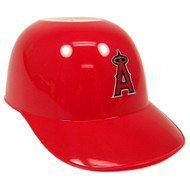 Los Angeles Angels MLB 8oz Snack Size / Ice Cream Mini Baseball Helmets - Quantity 6