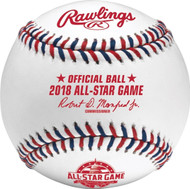 Dozen 2018 MLB Official All-Star Game Baseballs