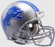 Detroit Lions Current 2017 Riddell Full Size Authentic Proline Helmet