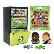 FIFA International Soccer TeenyMates Series Figurines Mystery Box (32 packs)