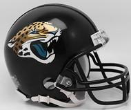 Jacksonville Jaguars 2018 Logo Riddell Mini Helmet