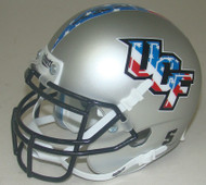 UCF Knights Alternate Patriot Schutt Mini Authentic Football Helmet