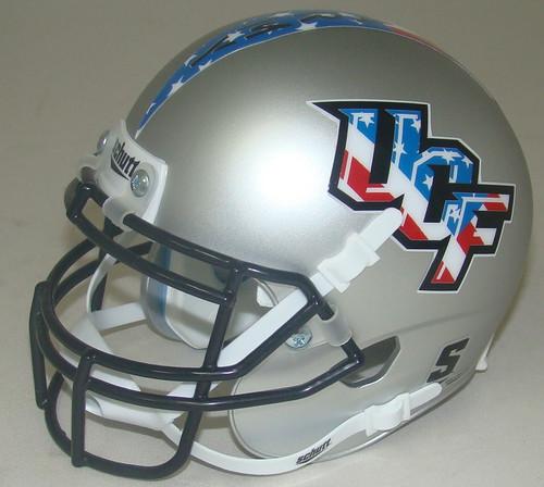 UCF Knights Alternate Patriot Schutt Mini Authentic Football Helmet